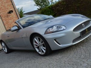 Jaguar XKR Cabriolet 5.0i V8 1 MAIN !!! 71.000 KM !!! Occasion