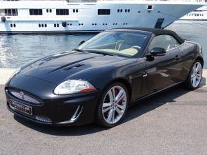 Jaguar XKR CABRIOLET V8 5.0 510 CV BVA  Vendu