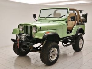 Jeep CJ5 - CJ8 Occasion