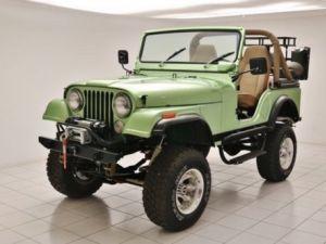 Jeep CJ5 - CJ8