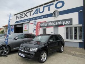 Jeep Compass 2.2 CRD 163 FAP LIMITED 4X4 Occasion