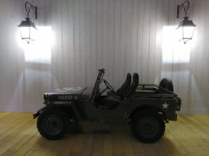 Jeep Hotchkiss m201 Vendu