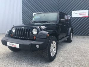 Jeep Wrangler 2.8 CRD Unlimited 70 th Sahara Vendu