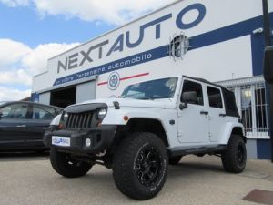 Jeep WRANGLER 2.8 CRD200 FAP UNLIMITED ARCTIC BA Occasion