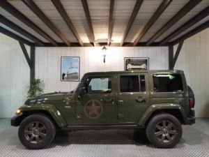 Jeep Wrangler UNLIMITED 2.8 CRD 200 CV 75TH ANNIVERSARY BVA Occasion