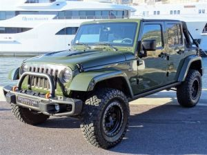 Jeep WRANGLER UNLIMITED 2.8 CRD 75TH ANNIVERSARY 200 CV - MONACO Vendu