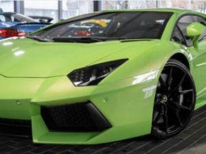 Lamborghini Aventador 6.5 V12 700 LP700-4 Occasion