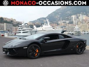 Lamborghini Aventador LP 700-4 Occasion