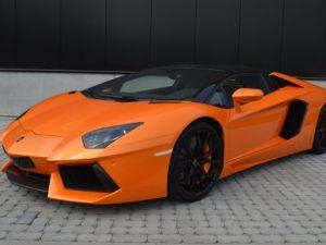 Lamborghini Aventador Roadster 6.5 V12 LP 700-4 PACK CARBONE !! Occasion