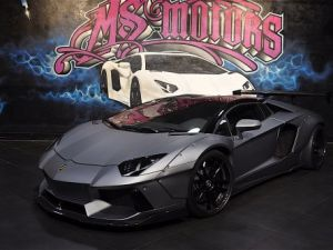 Lamborghini Aventador ROADSTER LIBERTY WALK Occasion