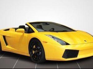 Lamborghini Gallardo Spyder E-Gear Occasion