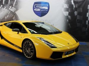 Lamborghini Gallardo SUPERLEGGERA COUPE 5.0 V10 E-GEAR