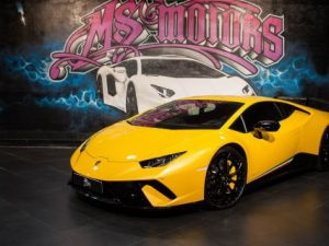 Lamborghini Huracan LP 640-4 performante Occasion