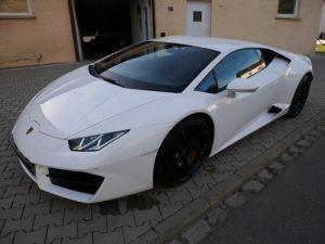 Lamborghini Huracan LP580-2, RWD, Lifting System, Freins céramique, Échappement sport Occasion