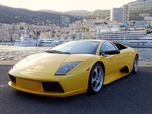 Lamborghini Murcielago 6.2 V12 580 CV BOITE MANUELLE Vendu