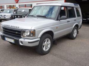 Land Rover Discovery se Occasion