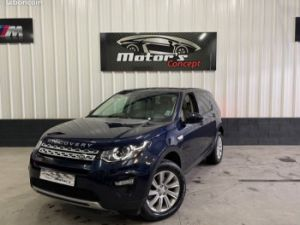 Land Rover Discovery Sport 2.0 TD4 150 CV 1ere MAIN CARNET COMPLET Occasion