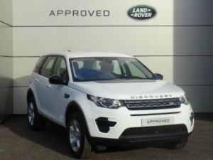 Land Rover Discovery Sport 2.0 TD4 150ch AWD Pure Mark II Neuf