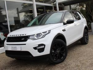 Land Rover Discovery Sport 2.0 TD4 150CH HSE AWD BVA MARK III Occasion