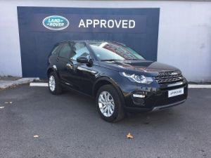 Land Rover Discovery Sport 2.0 TD4 150ch SE AWD BVA Mark III Occasion