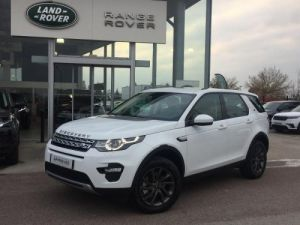 Land Rover Discovery Sport 2.0 TD4 180ch AWD HSE BVA Mark I Occasion
