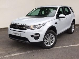 Land Rover Discovery Sport 2.0 TD4 180ch AWD SE Mark II Occasion