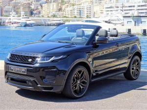 Land Rover Range Rover Evoque CABRIOLET 2.0 TD4 HSE DYNAMIC 180 CV - MONACO Vendu