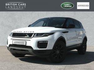 Land Rover Range Rover Evoque Land Rover Range Rover Evoque 2.0 Td4 SE Black Edition 150ch / Toit Pano / Caméra / Volants et siège chauffants / Ecran tactile / 1er main / Garantie  Occasion