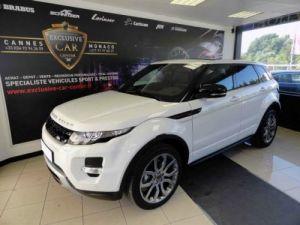 Land Rover Range Rover Evoque SD4 Dynamic Vendu