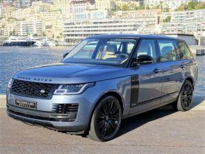 Land Rover Range Rover LAND ROVER RANGE ROVER IV V8 SUPERCHARGED AUTOBIOGRAPHY  LWB DYNAMIC 525 CV - MONACO Vendu