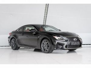 Lexus RC F 5.0l luxury edition Occasion