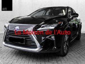 Lexus RX Lexus RX 450h Hybrid V6 3.5  313 cv Luxury Line *Navi* Toit PANO* Led* Garantie 12 MOIS Occasion