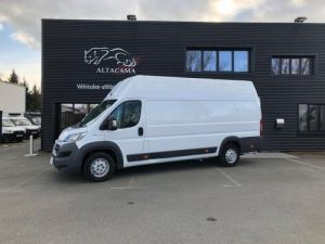 Light van Fiat Ducato Box body + Lifting Tailboard 150 XL H3 17m3 HAYON Occasion