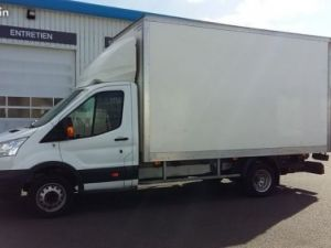 Light van Ford Transit Box body + Lifting Tailboard AMBIENTE Occasion