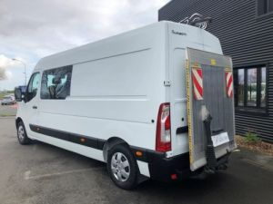 Light van Nissan NV400 Box body + Lifting Tailboard 125 FOURGON 7 PLACES HAYON ELEVATEUR CLIMATISE L3H2 Occasion