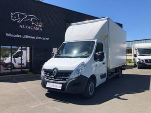 Light van Renault Master Box body + Lifting Tailboard Occasion