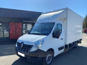 Light van Renault Master Box body + Lifting Tailboard 135 CV FOURGON 20 M3 HAYON ELEVATEUR PORTE LATERALE AUVENT DEFLECTEUR Occasion