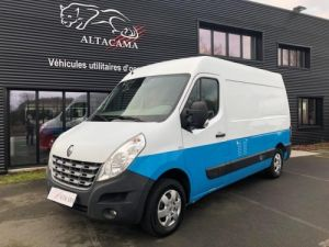 Light van Renault Master Box body + Lifting Tailboard L2H2 125 CV HAYON -fourgon atelier Occasion