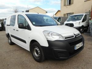 Light van Citroen Berlingo Double cab van HDI 100 5 PLACES Occasion