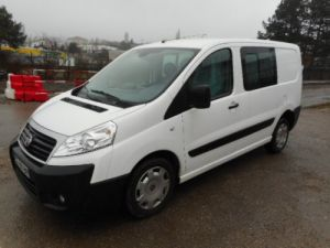 Light van Fiat Scudo Double cab van L1H1 HDI 125 Occasion
