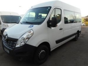 Light van Renault Master Mini-bus L2H2 DCI 110 MINIBUS 9 places TPMR Occasion