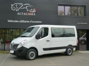 Light van Renault Master Mini-bus MINIBUS COMBI 9 PLACES AUTOMATIQUE Occasion
