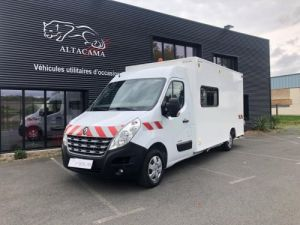 Light van Renault Master Other 150 CV FOURGON RAVITAILLEUR CHANTIER BASE VIE 6 PLACES  Occasion