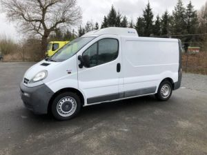 Light van Opel Vivaro Refrigerated body FRIGORIFIQUE Occasion