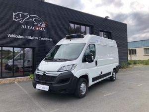 Light van Citroen Jumper Refrigerated van body Occasion