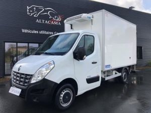 Light van Renault Refrigerated van body RENAULT MASTER 125 ISOTHERME PORTE LATERALE HAYON ELEVATEUR FRC X Occasion