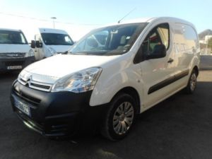 Light van Citroen Berlingo Steel panel van HDI 75 Occasion