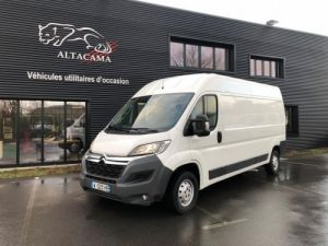 Light van Citroen Jumper Steel panel van Occasion