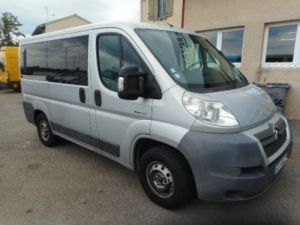 Light van Citroen Jumper Steel panel van L1H1 HDI 120 TMPR AVEC RAMPE HANDICAPE Occasion
