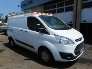 Light van Ford Transit Steel panel van CUSTOM L1H1 TDCI 125 Occasion
